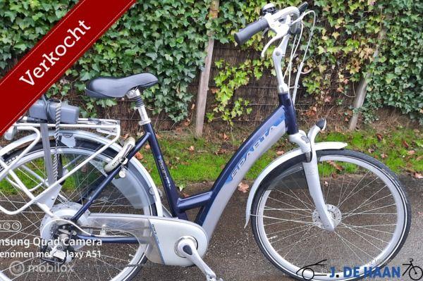Sparta Ion gl e bike met testraport