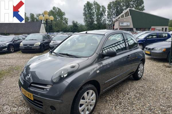 Nissan Micra 1.2 Visia Airco LM15 apk4mei 2021 lage km-stand