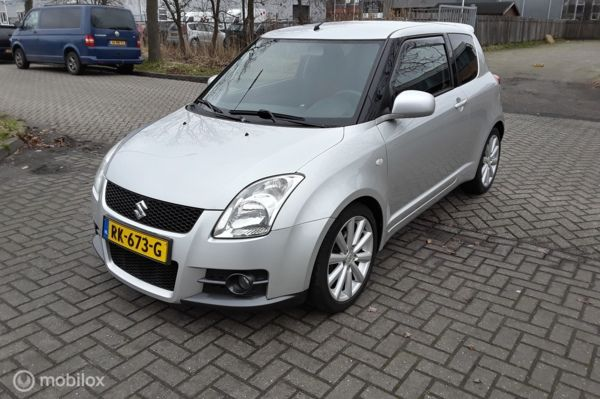 Suzuki Swift 1.6 Sport 125pk full options