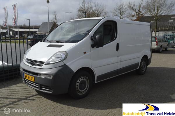 Opel Vivaro bestel 1.9 DI L1 H1