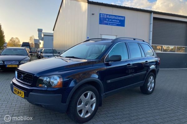 Volvo XC90 2.9 T6 Exclusive, Youngtimer 7 persoons
