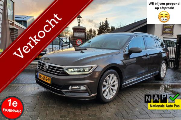 Volkswagen Passat Variant 1.6 TDI Business Edition ✅R-line