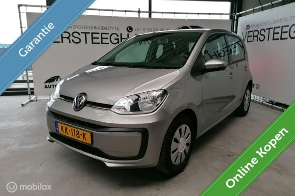 Volkswagen Up! 1.0 BMT move up! Navigatie, Bluetooth, Airco