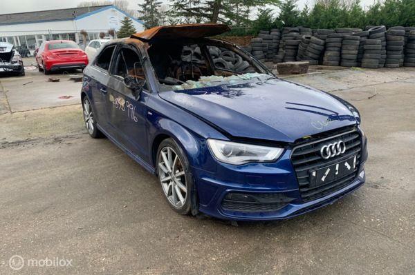 Audi A3  2.0 TDI Adrenalin
