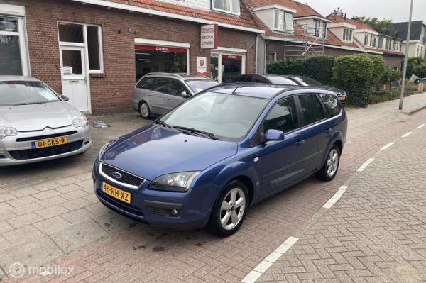 Ford Focus Wagon 1.6-16V First Edition, APK tot 10-22!