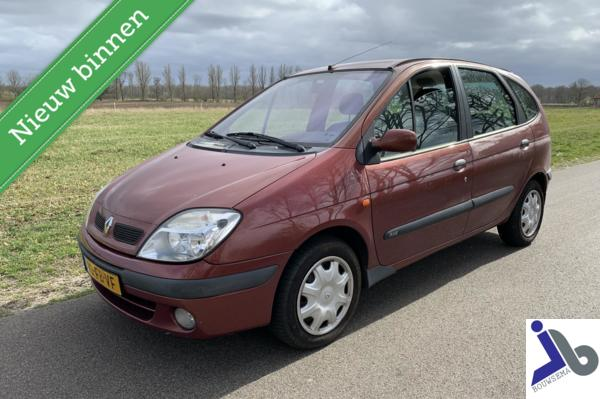 Renault Scenic 1.6-16V RXE APK 02-2022 Automaat!