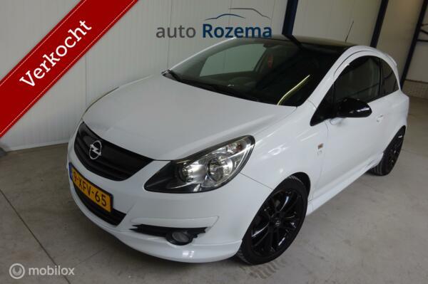 Opel Corsa 1.4-16V Limited Edition clima Cruis