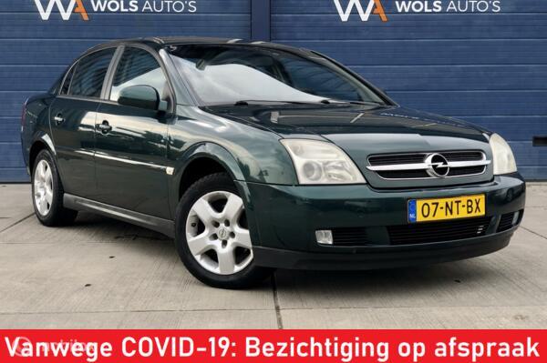 Opel Vectra 1.8-16V Comfort / NAVI / BLUETOOTH / AIRCO / YOUNGTIMER!