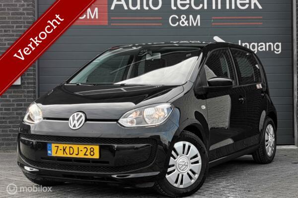 Volkswagen Up! 1.0 move up! BlueMotion/elektr/cv/airco/nap
