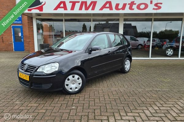 Volkswagen Polo 1.4-16V Optive