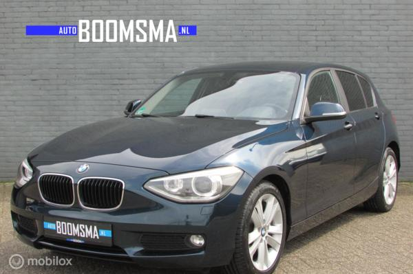 BMW 1-serie 116i 5drs Business Edition Airco Cruise Navi PDC