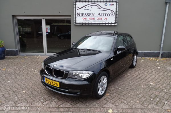 BMW 1-serie E81 116i Executive Schuifdak/Nwe Ketting!