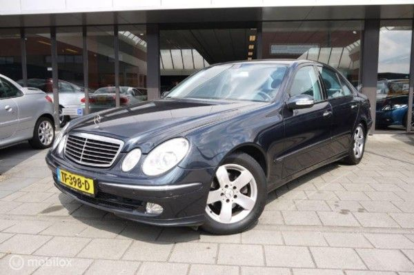 Mercedes-Benz E-klasse - 220 CDI Avantgarde Aut. TOP STAAT