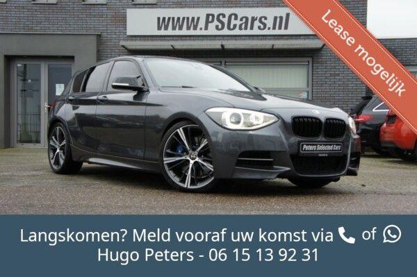 BMW 1-serie M135i Alcantara/Carbon/Sportuitlaat VOL !!!