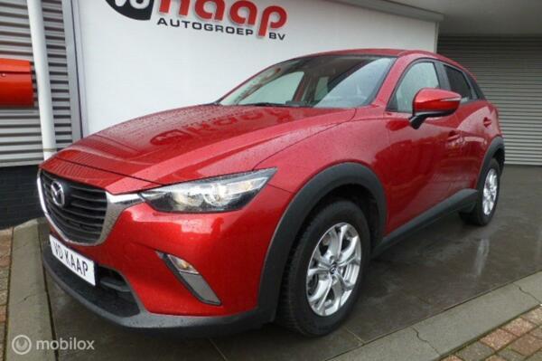 Mazda CX-3 2.0 SAG 120 SkL