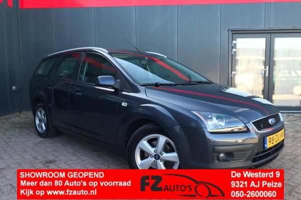 Ford Focus Wagon 1.8-16V Ambiente Flexifuel