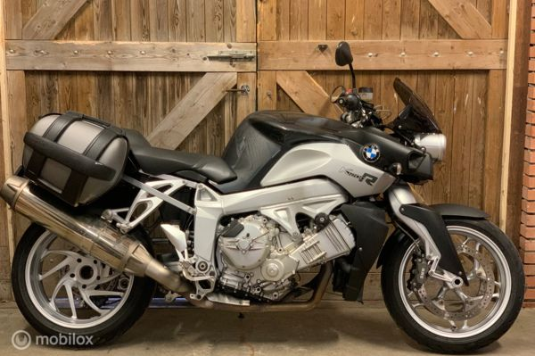 BMW K 1200 R - Zijkoffers - 163PK!