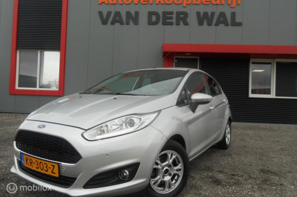 Ford Fiesta 1.5 TDCi Style Ultimate Lease Edition