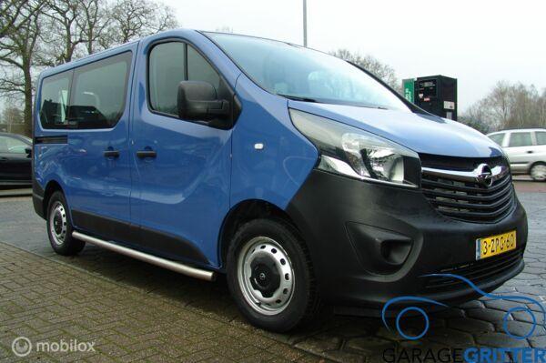 Opel Vivaro bestel 1.6 CDTI L2H1 DC Edition EcoFlex PRIJS EX BTW en BPM