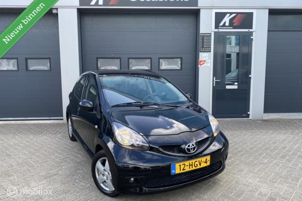Toyota Aygo 1.0 2008|AUTOMAAT|AIRCO|CRUISE CONTROL|NAP|5-DRS