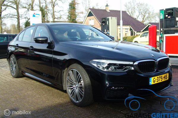 BMW 5-serie 520i Corporate High Executive M PAKKET!!