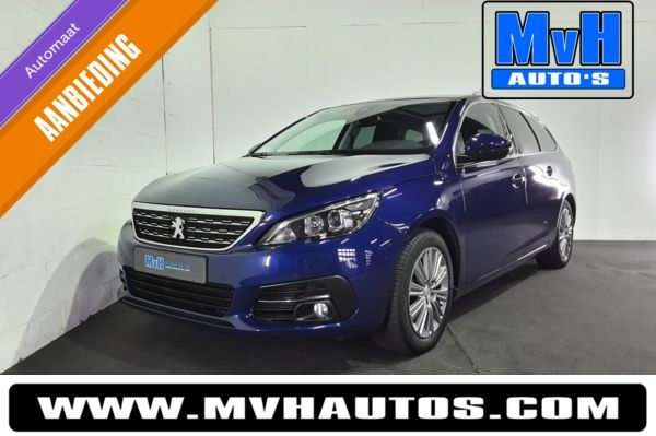 Peugeot 308 SW 1.2 PureTech Allure|PANORAMADAK|APPLE CARPLAY