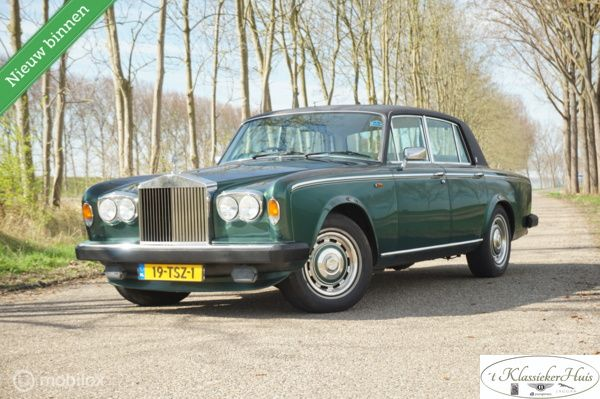 Rolls-Royce Silver Shadow 6.8 Saloon type ll 40.000 miles!