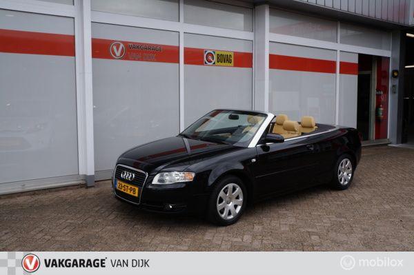 Audi A4 - 2.0 TDI 103KW CABRIO  / NAP / 6-bak / Nette auto