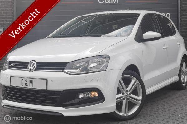 Volkswagen Polo 1.2 TSI R-Line/ All stars/Navi/Mallory/airco
