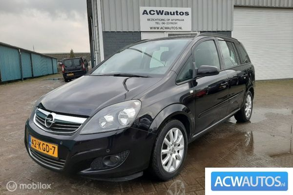 Opel Zafira 1.8 Selection  7 persoons