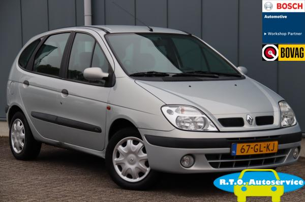 Renault Scenic 1.6-16V RXE AUTOMAAT 189.000 KM NAP
