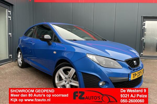 Seat Ibiza SC 1.4 TSI Cupra | L.M Velgen | 180 PK | Metallic