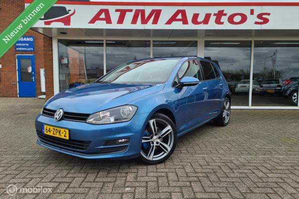 "Volkswagen Golf 1.6 TDI BlueMotion Navi/LMV 18"" Export"