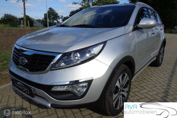 Kia Sportage 2.0 Plus Pack AUTOMAAT / CRUISE / PDC