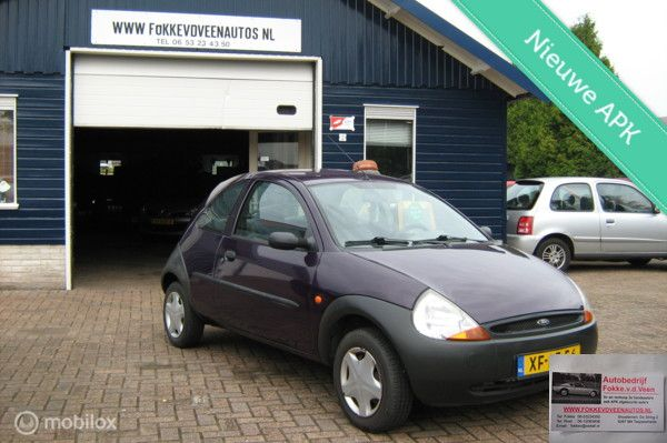 Ford Ka 1.3 Alle inruil 144000 Km Nw APK