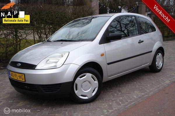 Ford Fiesta 1.3 Style (Bj 2004') APK 16-02-2022' VERKOCHT  !