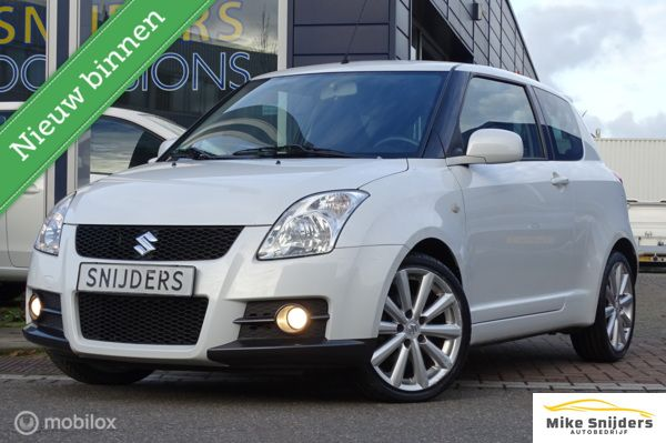 Suzuki Swift 1.6 Sport Wit metallic
