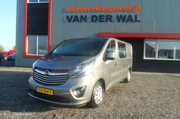 Opel Vivaro bestel 1.6 CDTI L2H1 DC Edition EcoFlex