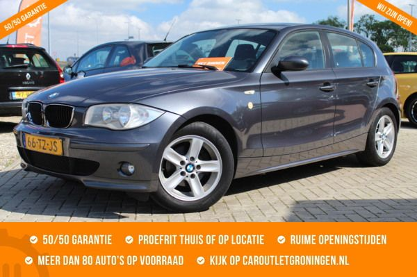 BMW 1-serie 118i Business Line | AIRCO | NW KETTING | INRUILKOOPJE