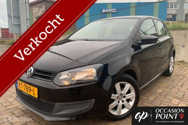 Volkswagen Polo 1.2 BENZINE   AIRC. 5 DRS   NAVI   BLUETOOTH