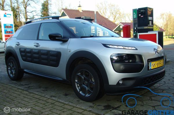 Citroen C4 Cactus 1.2 PureTech Feel PANORAMADAK/NAVI/CAMERA