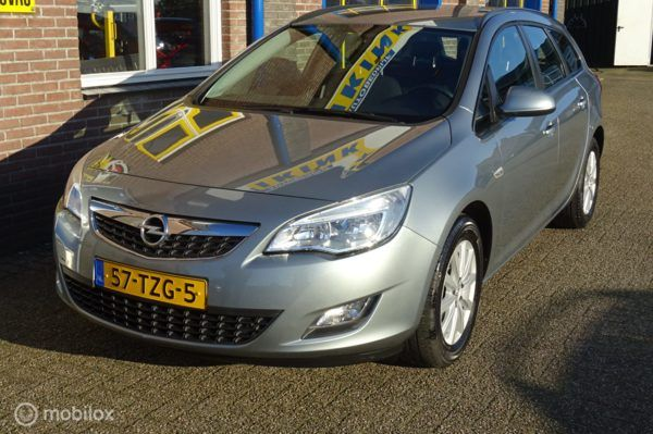 Opel Astra Sports Tourer 1.4T Anniversary Edition
