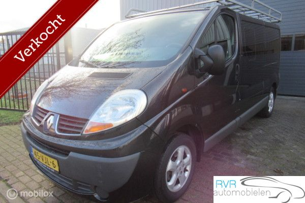 Renault Trafic bestel 2.0 dCi T29 L2H1 DC AIRCO