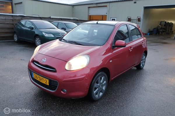 Nissan Micra 1.2 DIG-S ELLE AIRCO CR CONTROL