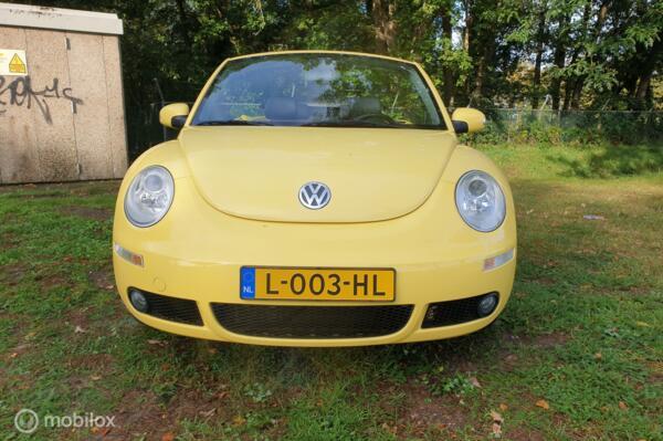 Volkswagen New Beetle Cabriolet Face lift 1.6 Highline
