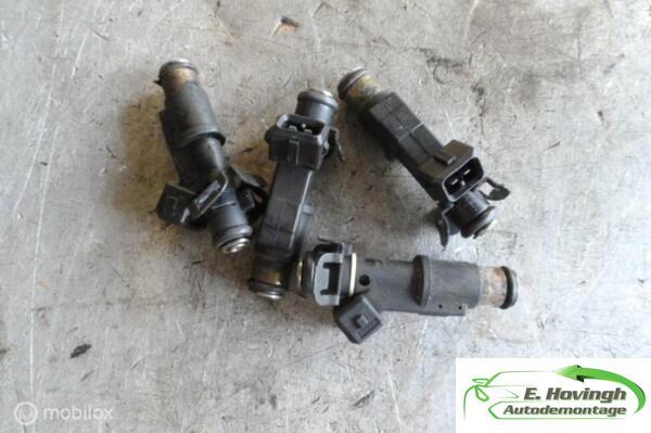 Injectoren Peugeot 206 CC 2.0-16V Roland Garros ('00-'07)