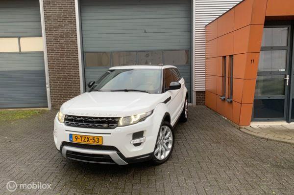 Land RoverRangeRoverEvoqu2.2eD4 2WDPrestige panorama