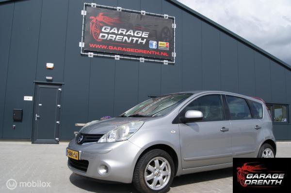 Nissan Note 1.4 Connect Edition 5 deurs airco