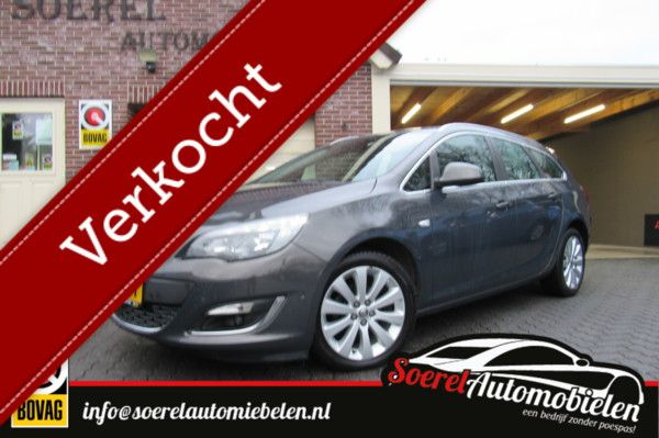 Opel Astra Sports Tourer 1.4 Turbo , cosmo,clima,  cruise, camera,