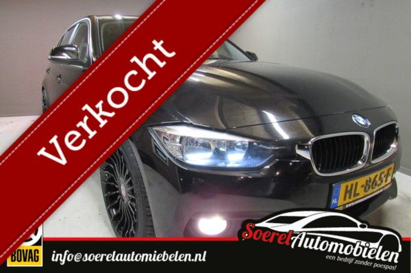 BMW 3-serie Touring 320d , leer.navi,inc btw,